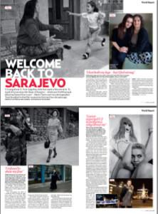 Marie Claire - Sarajevo